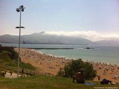 Playa de Arrigunaga - Getxo - Bizkaia - Euskadi - País Vasco - Euskal Herria - Basque Country