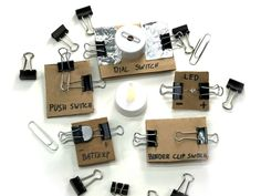 Hack dollar-store tea lights to make affordable electronics modules for learning. Led Tea Lights, T Lights, Steam Education, Science Education, Science Fair, Science Experiments, Physical Science, Science Lessons, Hand Held Fan