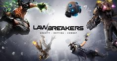 Deliver death from every angle in LawBreakers, a gravity-defying multiplayer first person shooter. The future of FPS combat is here. Will you rise or fall?