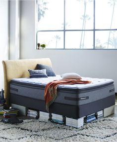 Sealy Posturepedic Grant Park Plush Euro Pillowtop Mattress Sets - mattresses -