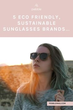 Interested in what makes ethical sunglasses? Shades are often make from plastic but the eco friendly brands will use bio acetate or recycled materials including sustainable wood. Find your sustainable style aesthetic AND embrace more eco friendly living with our Top 5 brands... Sustainable Style, Sustainable Living, Sustainable Fashion, Ethical Clothing, Ethical Fashion, Independent Clothing, Wooden Sunglasses, Eco Friendly Fashion, Vegan Shoes