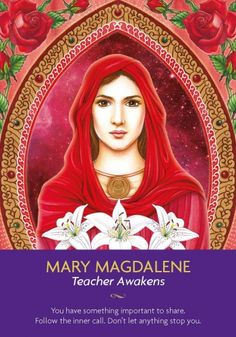 The origins of the Tarot are surrounded with myth and lore. The Tarot has been thought to come from places like India, Egypt, China and Morocco. Others say the Tarot was brought to us fr Doreen Virtue, Kyle Gray, Free Tarot Cards, Oracle Tarot, Ascended Masters, Mary Magdalene, Angel Cards, Card Reading, Gods And Goddesses