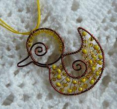 Jewelry Tree, Wire Jewelry, Jewlery, Bird Cages, Create And Craft, Wire Crafts, Beads And Wire, Animal Jewelry, Wire Art