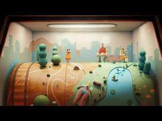 Amazing Animated Music Video For Jane Bordeaux's 'Ma'agalim'