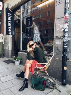 Elsa Hosk Gives W an Exclusive Tour of Stockholm Photos | W Magazine