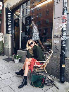 Elsa Hosk Gives W an Exclusive Tour of Stockholm Photos | W Magazine