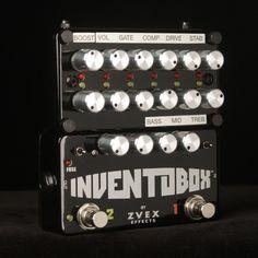 ZVex Inventobox - wtf!!