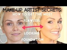Makeup Artist Secrets: How to Look Airbrushed Without An Airbrush | Kandee Johnson - YouTube