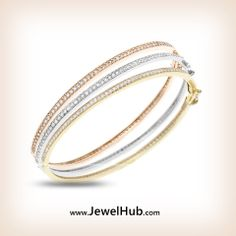 #Diamond #Jewelry #jewellery #Gold #Jewelhub #Gift #DesignerJewellery #Certifieddiamond ~ http://www.jewelhub.com/