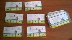 . Une activité qui ne vient pas de moi mais du fabuleux blog Ecoledecrevette qui est une vraie mine d'or! Une fois les cartes imprimées et plastifiées, le jeu se joue individuellement à l'aide d'une pince à linge. Pour le moment, je vais le tester sans...