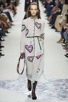 Christian Dior, Primavera/ Verão 2018, Paris, Womenswear