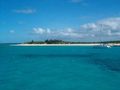 Prickly Pear Island...my first deep snorkle.  =)