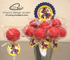 Super Mario Bros 25inch 3 & 15inch 19 by ChiquisDesignStudio, $13.00