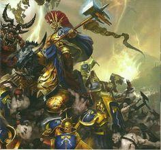 Warhammer- Age of Sigmar artwork. Fantasy Concept Art, Fantasy Rpg, Dark Fantasy Art, Medieval Fantasy, Fantasy World, Warhammer 40k Art, Warhammer Fantasy, Stormcast Eternals, Age Of Sigmar