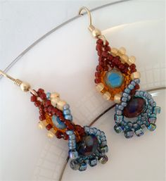 Baublicious: Finally Posted Some Earrings to Etsy