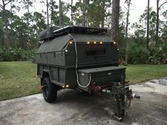 """Serenity"" - My M101A2 expedition trailer build - Page 3 - Expedition Portal"