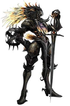 Black Knight from White Knight Chronicles