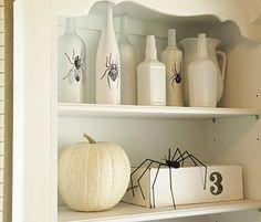 I love halloween decore, another nifty idea...