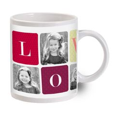 Collage Mugs! More than just a single image floating on white...