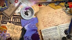 Harry Potter Desk