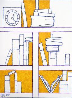 Sergio de Castro, 09.11, Les livres, 2009.