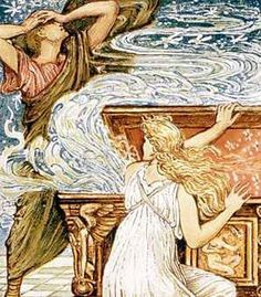 Mitologia Grega - Pandora - Só História