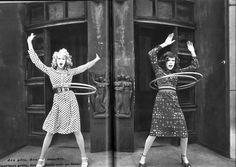 hula hoop.