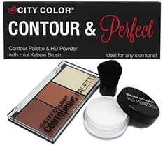 CITY COLOR Contour  Perfect SetG0062 * Find out more about the great product at the image link.Note:It is affiliate link to Amazon.