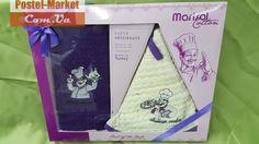 Набор полотенец для кухни Nilteks фиолетовый купить в интернет магазине Постель Маркет (Киев, Украина )