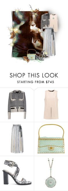 """Secret"" by yourstyle045 ❤ liked on Polyvore featuring Proenza Schouler and Chanel"