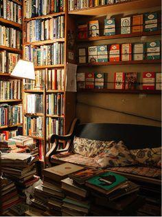home bookstore