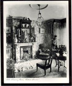 Edwardian parlour 1900s