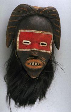 Dan Mask - Liberia