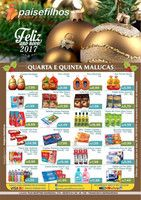 Encartes atuais de Pais e Filhos Supermercados, Ofertas de 28 a 29 de dezembro, Seite 1