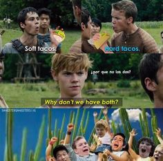 What is wrong with the maze runner fandom??