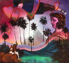 "Saatchi Art Artist Super Future Kid; Painting, ""Silent Thunder"" #art"