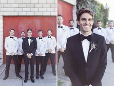 A Whimsical Wedding at the Smog Shoppe in Los Angeles: Michelle + Ryan