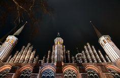 #gdansk #ilovegdn #oliwa #gdanskikalendarz #gdanskcalendar  fot. Tomek Szejnoch / Wiosna