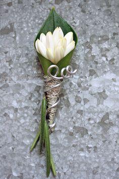 holmsunds blommor: I stället för brudbukett