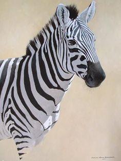 24. Zebra   ALEXANDER MEDDOWES FINE ART BROKER Alexander Meddowes: Fine Art Broker
