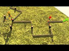 Balance Beam to Log Web to Balance Beam