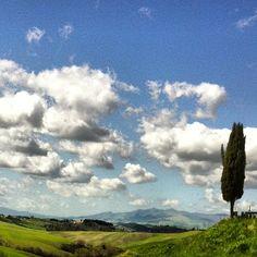 Near Volterra, Tuscany | by paolofiore