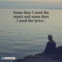 30 Ideas For Quotes Music Feelings Therapy Lyric Quotes, True Quotes, Words Quotes, Smile Quotes, Quotes Quotes, The Words, Favorite Quotes, Best Quotes, Country Music Quotes