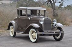 1930 Ford Model A Coupe | Old Car | Amazing Classic Cars