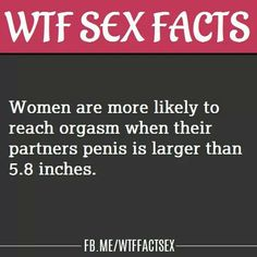 Sex Facts 31