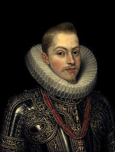 Felipe III de Austria, llamado «el Piadoso» (Madrid, 14 de abril de 1578-ibídem, 31 de marzo de 1621), fue rey de España y de Portugal desde el 13 de septiembre de 1598 hasta su muerte. Era hijo y sucesor de Felipe II y de Ana de Austria (1549-1580). Bajo su reinado España alcanzó su máxima expansión territorial.