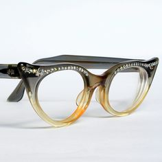 Vintage Cateye Glasses