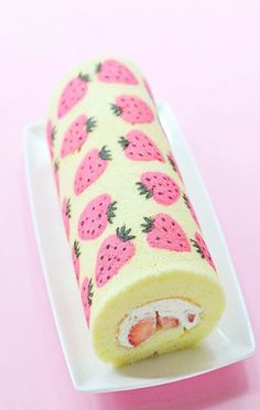 Kawaii sweet roll