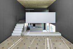 0815 Architekten - Tschanz-Oulhouchemt house, Sugiez 2008. Photos (C) Hansueli Schaerer.