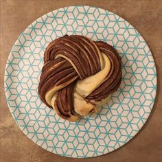 Couronne Nutella/pâte feuilletée